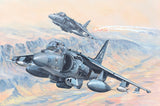 Hobby Boss Aircraft 1/18 AV-8B Harrier II Kit
