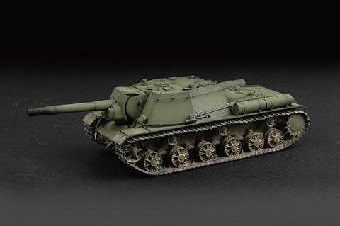 Trumpeter Military 1/72 Soviet Su152 Self-Propelled Heavy Howitzer Early Version (New Tool) Kit