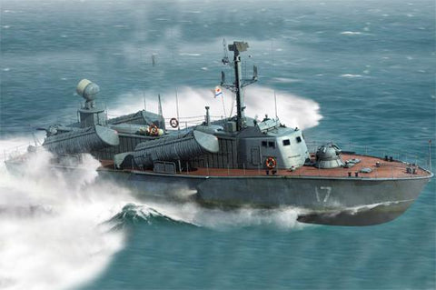 I Love Kit Ships 1/72 Russian Navy Class OSA-2 Missile Boat Kit