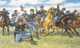 Italeri Military 1/72 Union Cavalry (17 Mounted Figures) Set