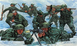 Italeri Military 1/72 WWII Italian Mountain Troops 5 RGT Alpini (48 Figures) Set
