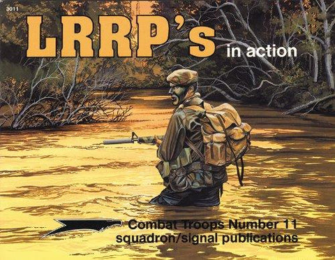 Squadron Signal Lrrp'S In Action