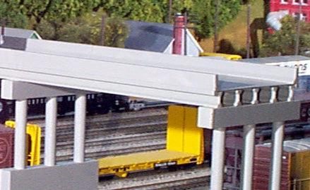 Rix HO Modern Highway Overpass Kit