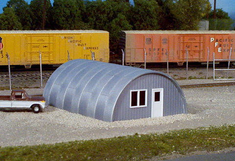 Rix HO Quonset Hut Kit