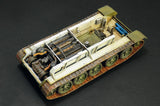 Italeri Military 1/35 T34/85 Medium Tank (New Tool) Kit