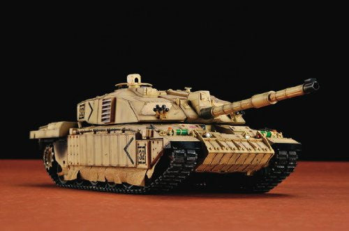Trumpeter Military Models 1/35 British Challenger II Main Battle Tank Operation Telic Basra Iraqi 2003 Kit