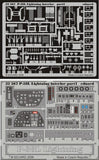 Eduard Details 1/32 Aircraft- P38L Interior for TSM (Painted)