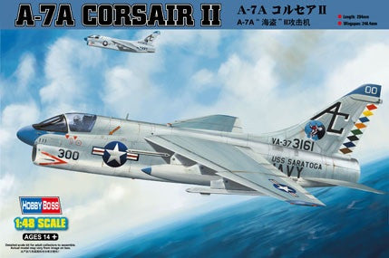 Hobby Boss Aircraft 1/48 A-7A Corsaid II Kit