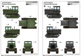 Trumpeter Military Models 1/35 Russian ChTZ S65 Tractor w/Cab Kit