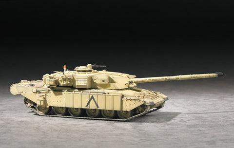 Trumpeter Military Models 1/72 British Challenger I Main Battle Tank Desert Version Kit