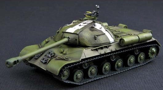 Trumpeter Military Models 1/72 Russian JS3 Stalin Heavy Tank Kit