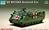 Trumpeter Military Models 1/72 US M113A2 Armored Personnel Carrier Kit