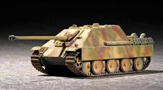 Trumpeter Military Models 1/72 Jagdpanther Mid-Type German Tank Kit