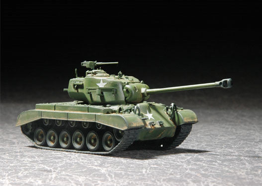 Trumpeter Military Models 1/72 US M26 (T26E3) Pershing Heavy Tank Kit