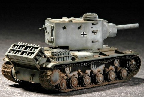 Trumpeter Military Models 1/72 German PzKpfm KV2 754(r) Tank Kit
