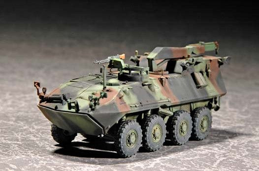 Trumpeter Military Models 1/72 USMC LAV-R Light Armored Recovery Vehicle Kit