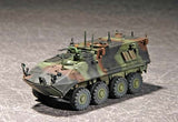 Trumpeter Military Models 1/72 USMC LAV-C2 Light Armored Command & Control Vehicle Kit