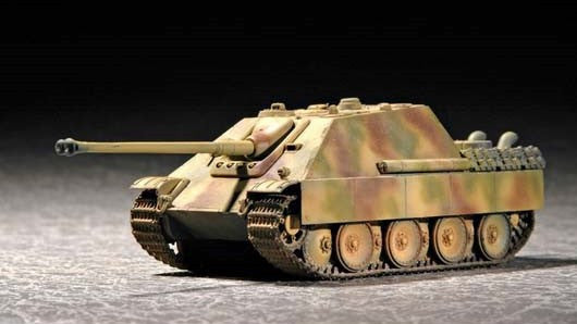 Trumpeter Military Models 1/72 Jagdpanther Late Tank Kit