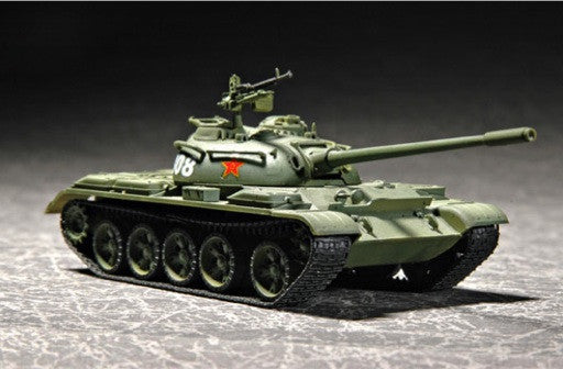 Trumpeter Military Models 1/72 Chinese Type 59 Main Battle Tank Kit