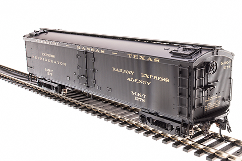 BROADWAY LIMITED IMPORTS HO GACX 53.6' WOOD EXPRESS REEFER MKT #1278