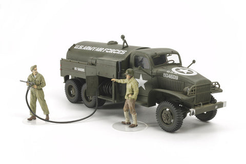 Tamiya Military 1/48 US 2.5-Ton 6x6 Airfield Fuel Truck Kit