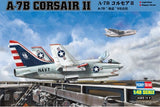 Hobby Boss Aircraft 1/48 A-7B Corsair II Kit