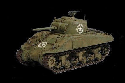 HOBBY BOSS MILITARY 1/48 M4 SHERMAN MID PRODUCTION KIT