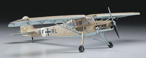 Hasegawa Aircraft 1/32 FI156C Storch Fighter Kit