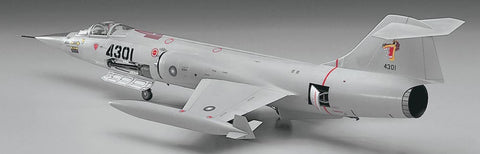 Hasegawa Aircraft 1/32 F104G/S World Starfighter Kit