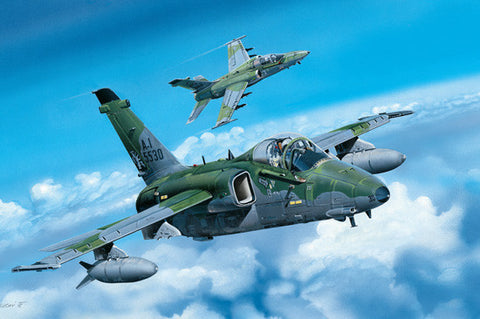 Hobby Boss Aircraft 1/48 A-1A Ground Attack Aircraft  Kit