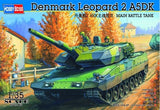 Hobby Boss Military 1/35 Leopard 2A5DK Danish Tank Kit