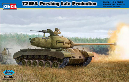 HOBBY BOSS MILITARY 1/35 T26E4 PERSHING Late Prod KIT