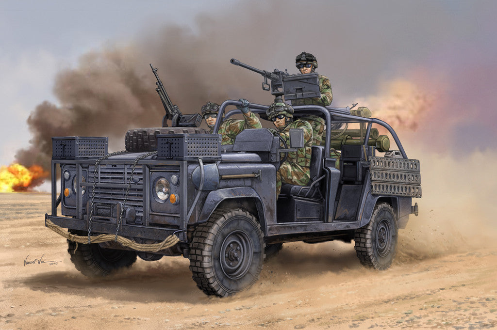 HOBBY BOSS MILITARY 1/35 RANGER SPECIAL OPS VEHICLE