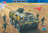HOBBY BOSS MILITARY 1/35 ZSL-92A APC CHINESE KIT