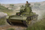 HOBBY BOSS MILITARY 1/35 SOVIET T-26 LIGHT INF TANK KIT
