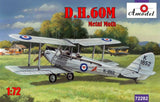 A Model From Russia 1/72 DH60M Metal Moth 2-Seater Biplane Kit