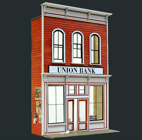 Banta Modelworks O Union Bank Front Kit