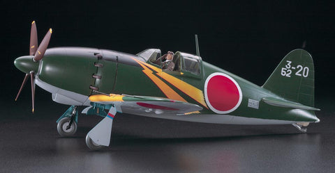 Hasegawa Aircraft 1/32 J2M3 Raiden Jack Type 21 Japanese Navy Interceptor Kit