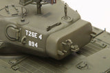 Tamiya Military 1/35 US T26E4 Super Pershing Tank w/90mm Gun Kit