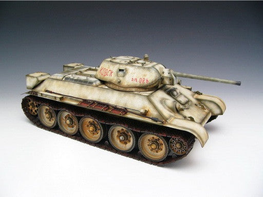 Trumpeter Military Models 1/16 Russian T34/76 Mod 1942 Tank Kit