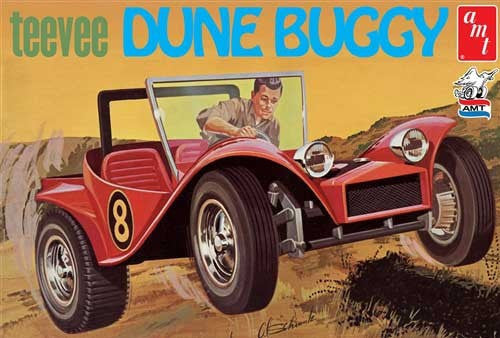 AMT Model Cars 1/25 Tee Vee Dune Buggy Kit