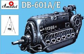 A Model From Russia 1/72 DB601A/E Engine w/Lift Kit