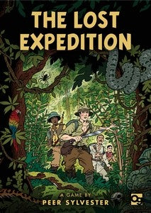 Osprey Wargames - The Lost Expedition