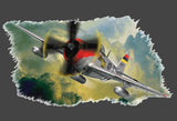 Hobby Boss Aircraft  1/72 P-47D Thunderbolt Kit