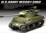 Academy Military 1/35 M36B1 GMC US Army Tank Destroyer Kit