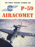 Ginter Books - Air Force Legends: Airacomet P59