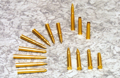 AFV Club Military 1/35 90mm Gun Ammo for US M26, M36 & M46 Kit