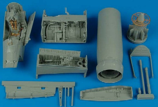 Aires Hobby Details 1/32 F8J Detail Set For TSM