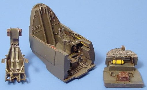 Aires Hobby Details 1/48 Do335A Cockpit Set For TAM