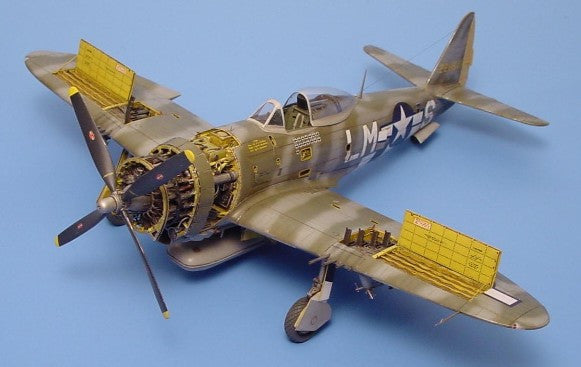 Aires Hobby Details 1/48 P47D Detail Set For HSG